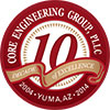 Core Engineering Group 10 Years